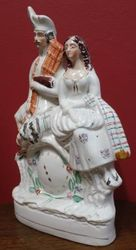 Nineteenth Century Staffordshire Group