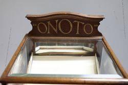 ONOTO Pens Shop Display Cabinet