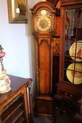 Oak Long Case Clock
