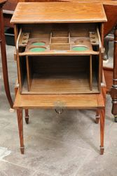 Oak Smokers Cabinet C1900
