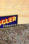 Ogdens Juggler Enamel Sign