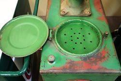Original Castrol Wakefield Hi Boy Oil Dispenser