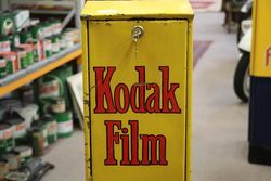 Original Kodak film Wall Dispenser Coin Operated Station
