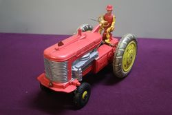 Part Tinplate Tractor Possibly MARX