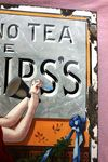 Phillipss Tea Enamel Sign