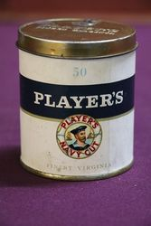Players Navy Cut C19 Can