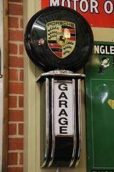 Porsche Garage Lightbox