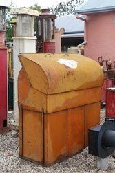 Pratts 3 Pump Oil Cart