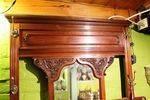 Quality Late Victorian Walnut Hall Stand