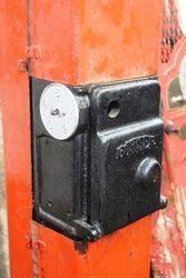 RARE Bowser Manual Petrol Pump