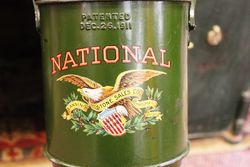 Rare And Original Early National Vacuum Cleaner