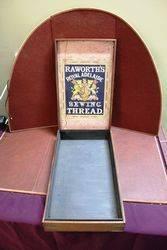 Raworths Royal Adelaide Sewing Thread Advertising Box