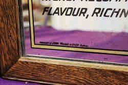 Red Crown Rum Advertising Pub Mirror