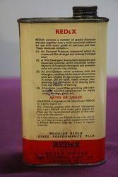 Redex Additive Tin