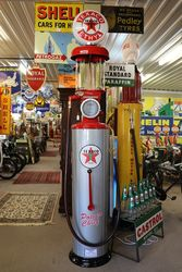 Restored Twin Cylinder andquotBoutillonandquot Manual Petrol Pump