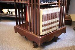 Revolving Book Case