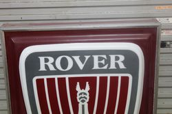 Rover Double Sided Advertising Lightbox