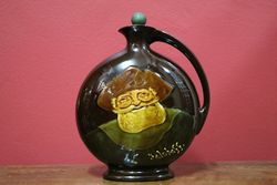 Royal Doulton Falstaff Kingsware Dewarand39s  Whisky Decanter + Stopper