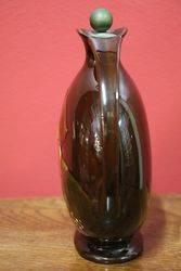 Royal Doulton Falstaff Kingsware Dewarand39s  Whisky Decanter + Stopper