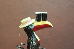 Royal Doulton Guiness Toucan Porcelain Advertising Figure