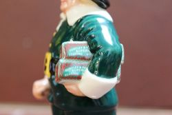 Royal Doulton John Ginger Porcelain Figure