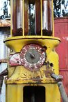 Satam Birdcage Petrol Pump For Restoration