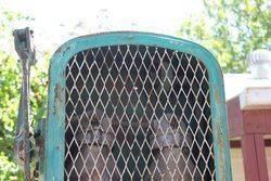 Satam Wallmount Manual Petrol Pump For Restoration