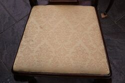 Set Of 8 Oak Dining Chairs