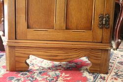 Shelf Corner Cabinet
