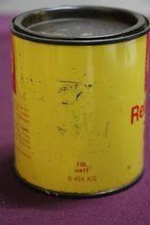 Shell 1lb Retinax A Grease Tin