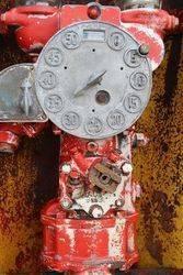 Shell 2 Door Cabinet Petrol Pump