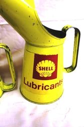 Shell Lubricants Graduated Set of 3 Pourers