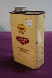 Shell One Quart Gear Oil