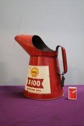 Shell X100 Gallon Pourer
