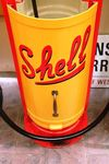 Shellmex Restored Petrol Pump