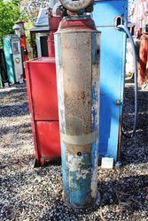 Siam Cylindrical Petrol Pump For Restoration