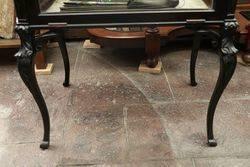 Small Mahogany Collectors Cabinet C1900