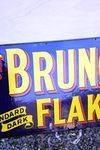 St Bruno Flake Tobacco Enamel Sign