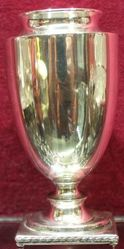 Sterling Silver Vase Birmingham 1909
