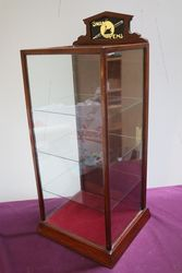 Swan Pens Shop Display Cabinet