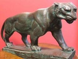 Terracotta Figure of Panther