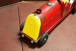 TriAng Tin Plate Model Of A Locomotive in Original Condition