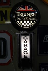 Triumph Motorcycles Garage Lightbox