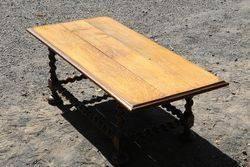 Twist Leg Coffee Table