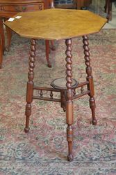 Twist Leg Table
