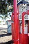 Unrestored Gilbert + Barker T8  Petrol Pump