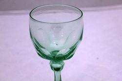 Uranium Wine Glass