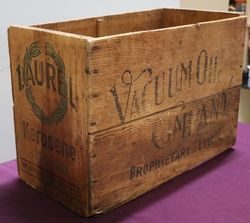Vacuum Wood Box
