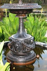 Victoria Cast Iron Fountain