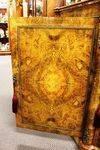 Victorian Inlayed  Credenza